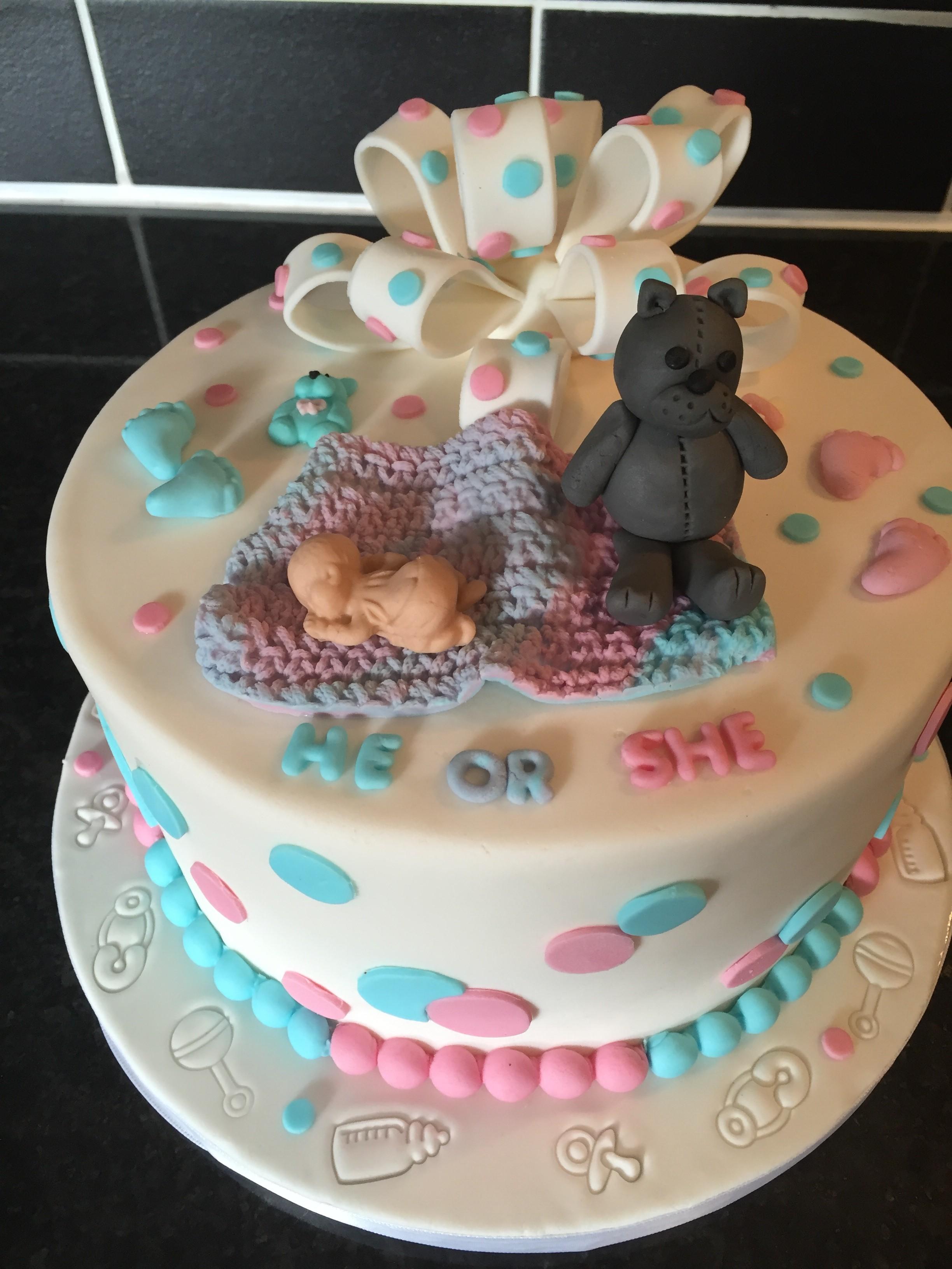 Populair Geboorte Taarten & Cupcakes | Misz-Baksel @UX62